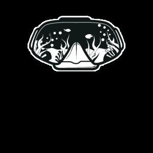 Unterwassermasken-Taucherausrüstung Geschenk