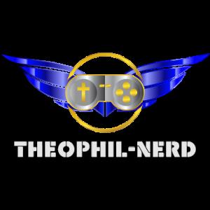 Theophil-Nerd - Das neue Logo für Nerds