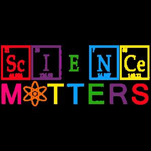 Wissenschaft T-Shirts