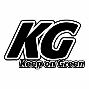 Black Keep On Green