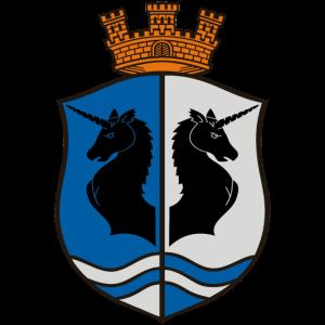 Unicorn coat of arms   Einhorn Wappen