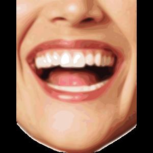 Lachmaske - lachen ist die beste Medizin