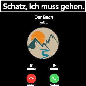 der Bach ruft