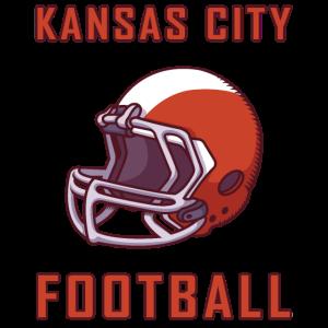 Kansas City Football Vintage KC Missouri