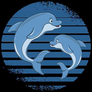 Delfine Meer