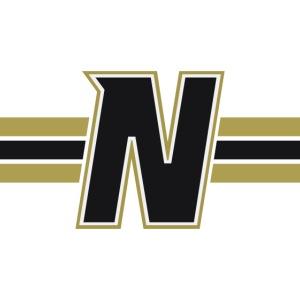 Nordic Steel Black N with stripes