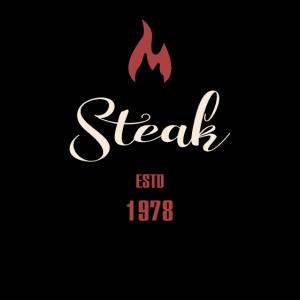 Grillmeister Grill Meister Grillen Steak Geschenk