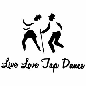 Black Live Love Tap Dance