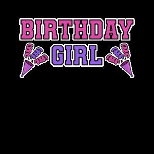 Birthday Girl Pink Geburtstag Mädchen Geschenk 10