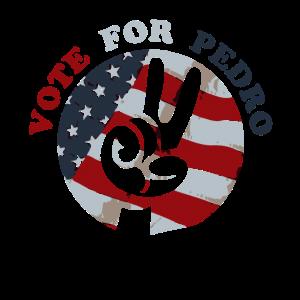 Vote for Pedro USA