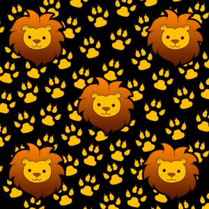 Löwen Löwenfan Löwenkopf