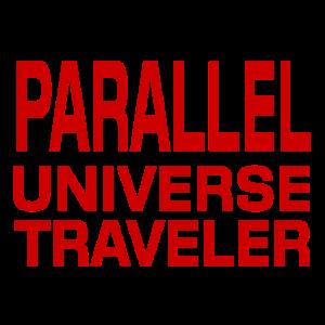 PARALLEL UNIVERSE TRAVELLER