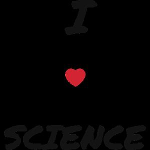 Ich liebe - ich liebe Wissenschaft - ich liebe Wissenschaft