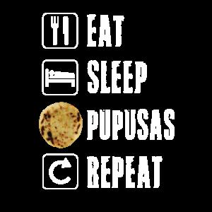 Pupusas El Salvador Geschenk Salvadorianisches Essen Salvi