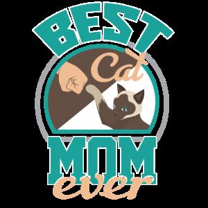 Beste Katzen Mom