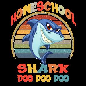 Homeschool Shark - Zu Hause Unterrichten