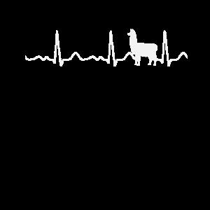 Lama - Herzlinie, Herzschlag, Puls, Kardio