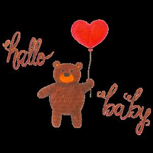 Hallo Baby Bär