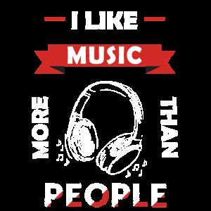 Musik Kopfhörer Bass Beat DJ Headset DJane Outfit