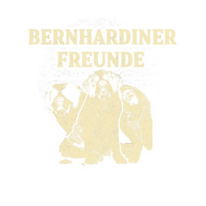 Bernhardiner Hunde Hund Freunde