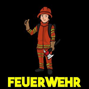 Mädchen Feuerwehr Feuerwehrfrau Girl Mädchen