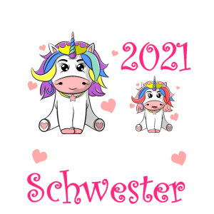 Große Schwester 2021 Einhorn