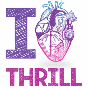 I love Thrill Logo - ParkTube