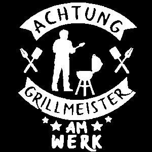 Grillmeister Grillen Geschenkidee