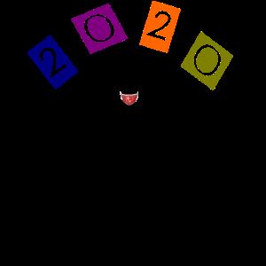 Abschlussklasse 2020 mit Schutzmaske Bremen