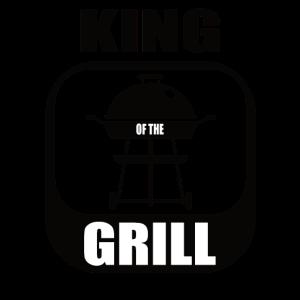 Grill König Männer Papa
