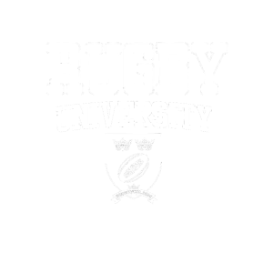 Rugby University White Design