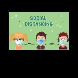 Pandemie Sozial Distanz