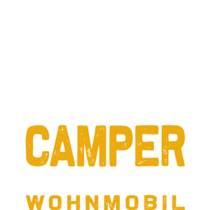 Coole Camper fahren Wohnmobil
