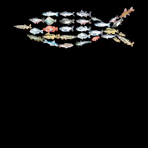 Fische im Fisch