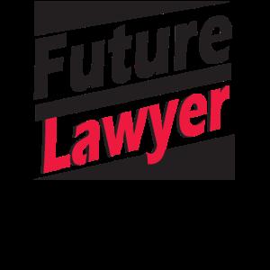 Zukünftiger Anwalt Jura Student Geschenk