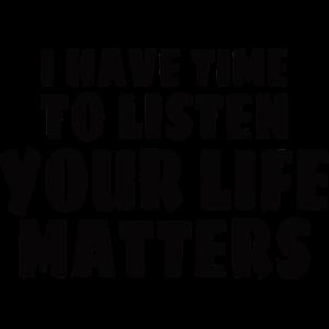 MENTAL HEALTH AWARENESS: Life Matters