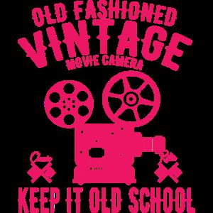 Movie Filme Vintage
