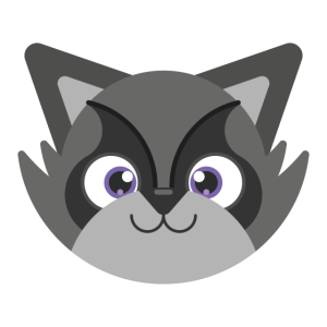Happy Racoon