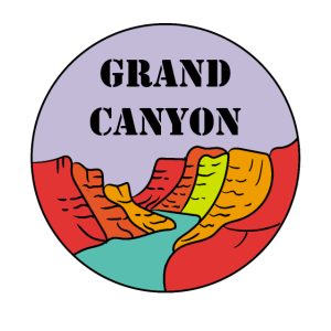 Grand-Canyon-Nationalpark, in Arizona