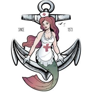 Seejungfrau Krankenschwester seit 1973