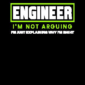 Ingenieur Geschenkidee Hochschule