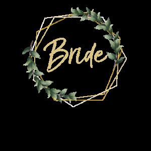 Bride Hochzeit Jungesellinnenabschied JGA Outfit
