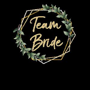 Team Bride Hochzeit JGA Outfit