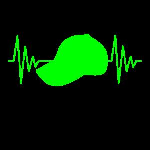 Mütze Cap Herzschlag
