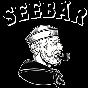 Seebär Kapitän Matrose Bart Boot