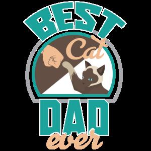 Bester Katzen Dad