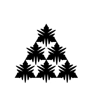Atomic Triangle Black