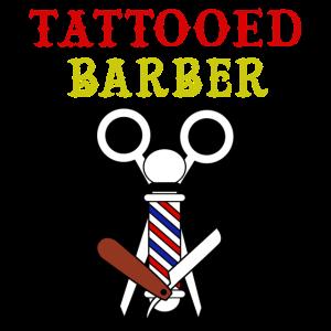 Tätowierter Barber