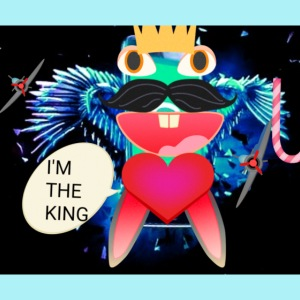 I 'm the king