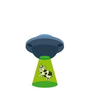 Glaube an dich selbst und Außerirdische
